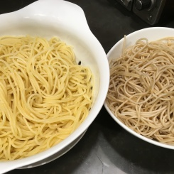 regular & gluten-free noodles