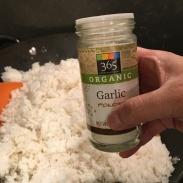 add more garlic powder