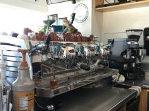 state-of-the-art espresso maker